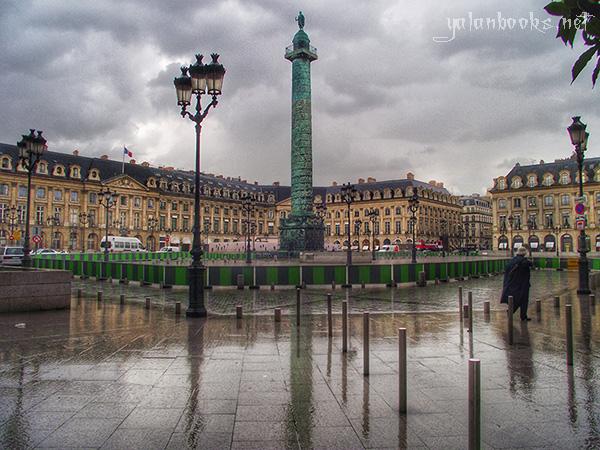 Paris Avenue Montaigne Photography Views Romanticism 巴黎 蒙田大道 风光摄影 浪漫主义 Yalan雅岚 黑摄会