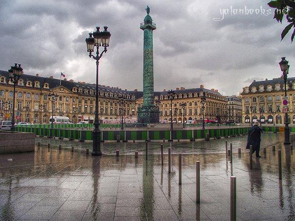 Paris Avenue Montaigne Photography Views Romanticism Yalan雅岚 黑摄会